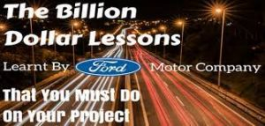 Alan Mulally's Billion Dollar Lessons