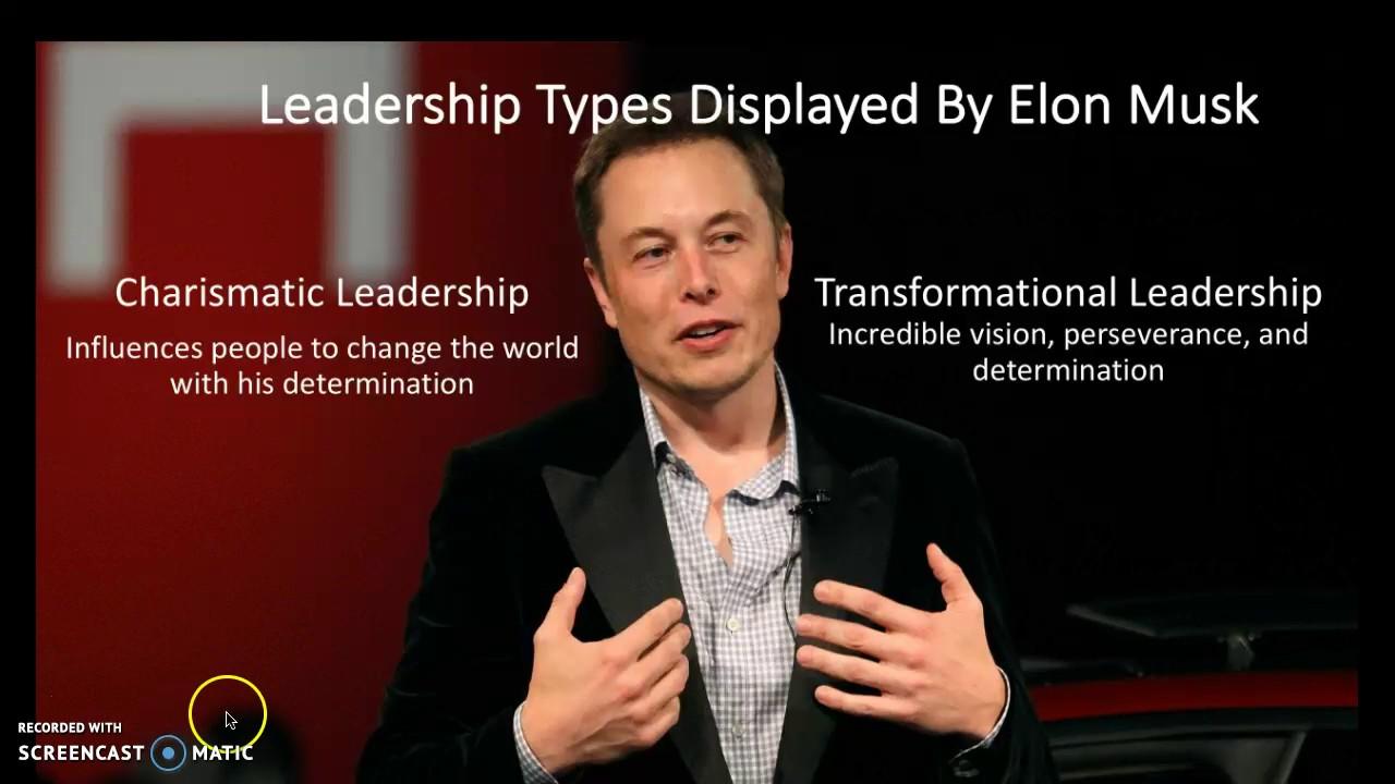 Elon Musk Leadership