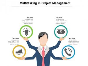 Multitasking in Projects